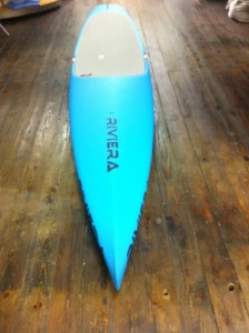 Riviera RP 14 Stand Up Pittsburgh Paddle Board Company
