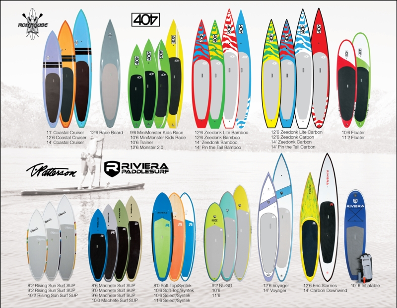 Great New Boards for Spring!