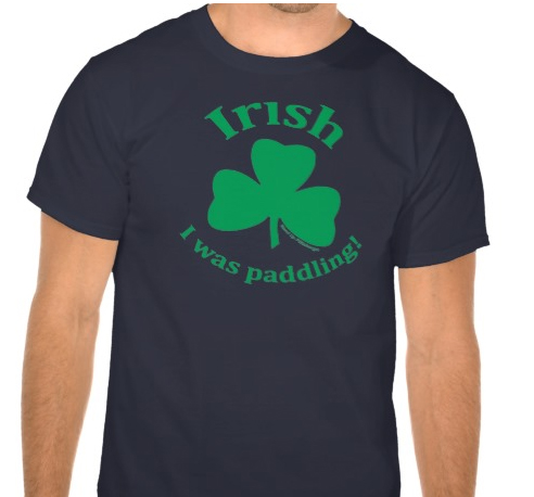 Stand Up Pittsburgh St Patty's Day T-shirt