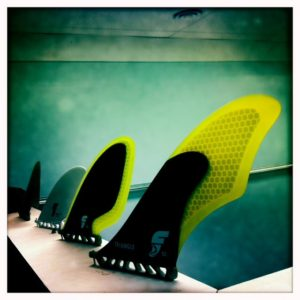 Stand Up Pittburgh Future SUP Fins