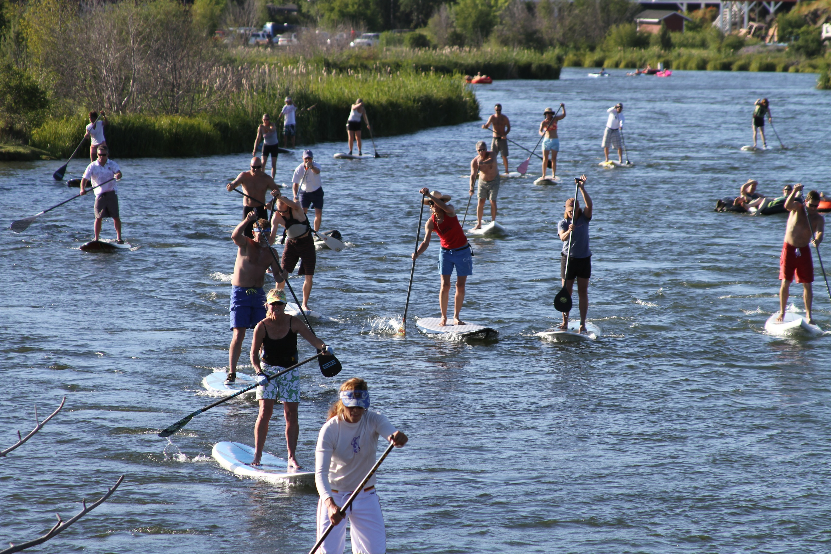 Join Your Fellow Paddlers And