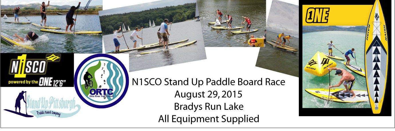 Naish NISCO Paddle Board Race